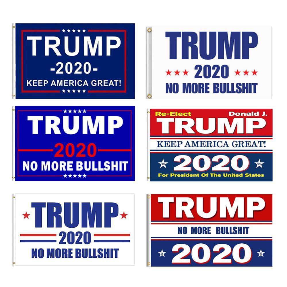 Trump 2020 Flag Donald Trump Flag Keep America Great Donald for President  6*5ft