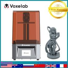 Voxelab Proxima 3D Drucker mit 6 Zoll 2K LCD Bildschirm UV Photocuring Harz Impressora 3d Schnelle Druck Große Plattform 3D Drucker