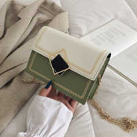 Neue Kleine Klappe Umhängetaschen für Frauen 2019 Mode Schulter Messenger Tasche Spezielle Lock Design Weibliche Reise Handtaschen