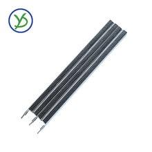 Ücretsiz kargo PTC seramik havalı ısıtıcı 2000W 220V AC DC giysi kurutucu elektronik bileşenler