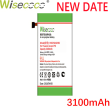 Wisecoco 3100mAh HB3742A0EBC Battery For Huawei Ascend P6 P6-U06 p6-c00 p6-T00/ G6 G620 G621 G620s G630 Phone New Produce
