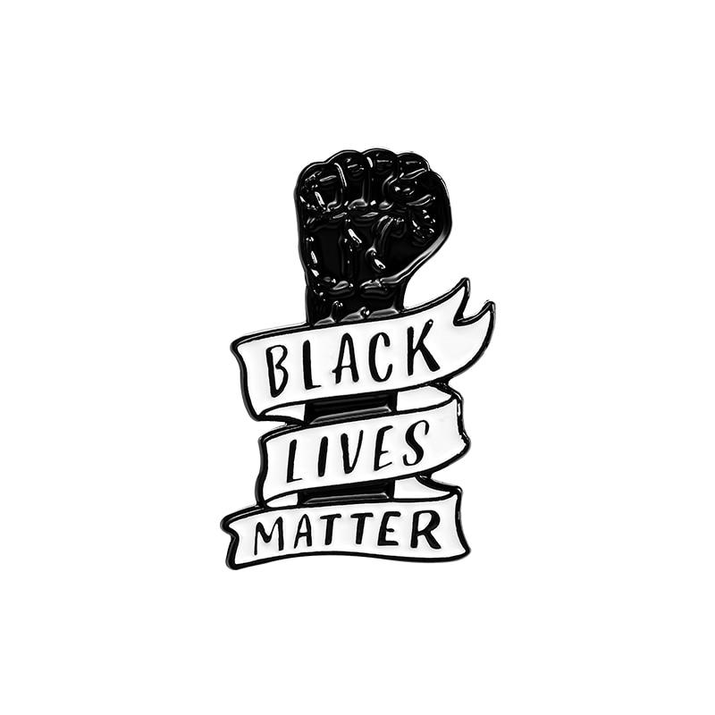 Black Lives Matter Gift Lapel Men//Women AGT Black Lives Matter Shirt Lapel Pin