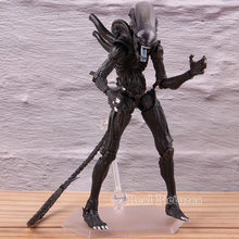 Figma SP-108 Alienígena Lenda Criação Alien vs Predator PVC Action Figure Collectible Modelo Toy Takeya Takayuki Ver.(China)