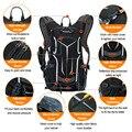 18L открытый велосипедный рюкзак 5 видов цветов унисекс альпинистский Пешие прогулки водонепроницаемый рюкзак MTB велосипедная фляга для вод...