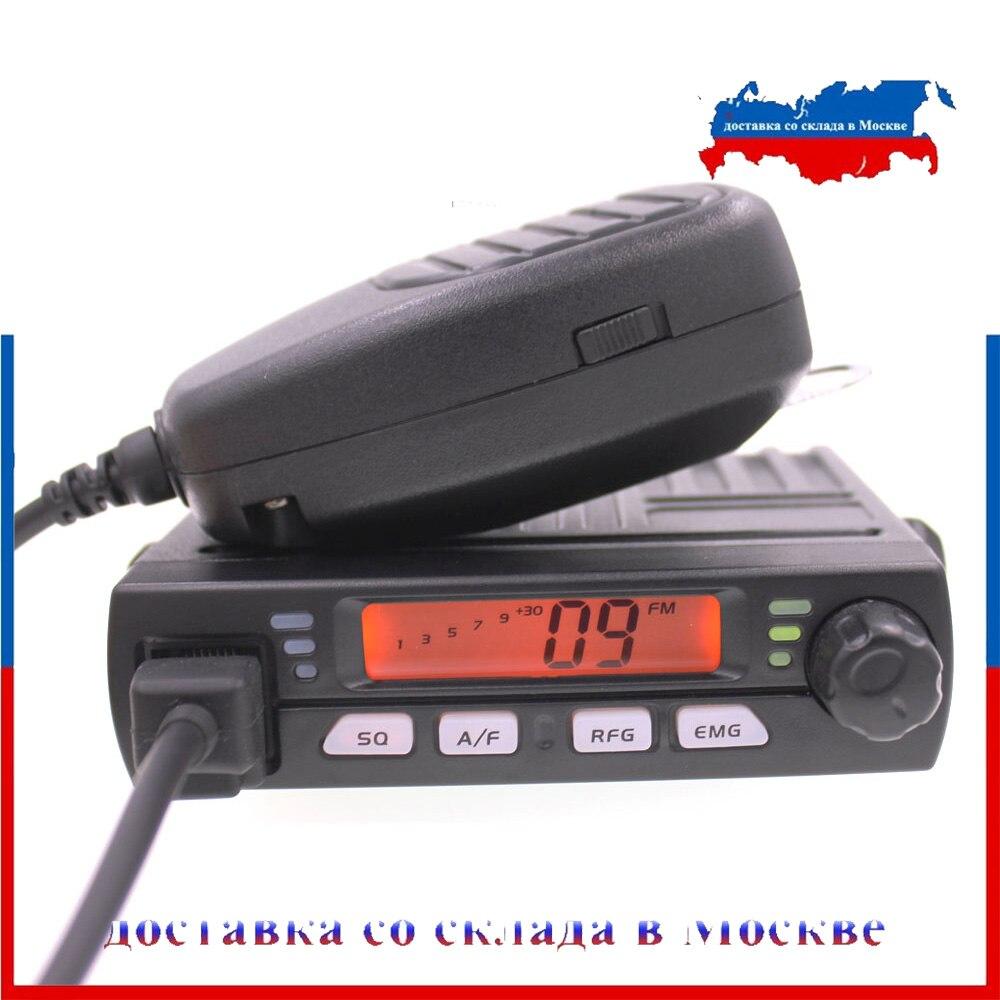 Radio Ultra compacte AM FM Mini Mobie CB 25.615-30.105 MHz 4 W/8 W Station de radio de voiture Amateur CB-40M AR-925 de Radio de bande de citoyen