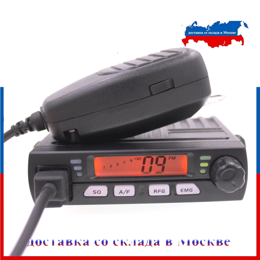 Ultra Compact AM FM Mini Mobie CB Radio 25.615--30.105MHz 4W/8W Amateur Car Radio Station CB-40M  Citizen Band Radio AR-925