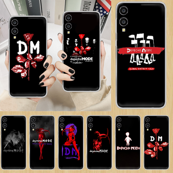 Depeches band Mode rock Phone Case hull For HUAWEI honor nova v 5 7 8 9 10 20 30 C A X Lite Pro transparent prime trend coque image