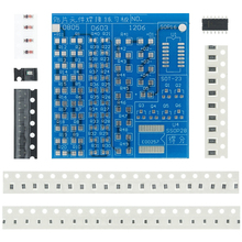 Training Electronic 77pcs-Components Soldering Circuit-Board SMD Suit PCB Skill Diy-Kit