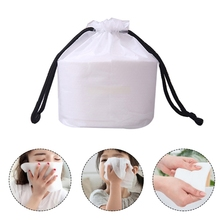 Disposable Face Towel Ultra Soft Thick Cotton Facial Tissue Washcloth Dry Wipes Makeup Remover Cleansing Towelettes