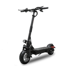 Powerful Electric Scooter 1000W 48V Folding Adult 52V Patinete Seat Two-wheeled Motorcycle