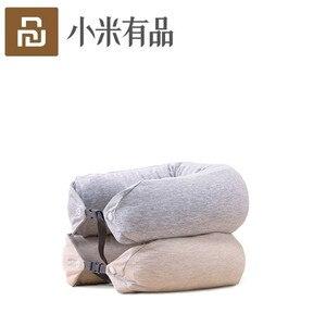 Image 1 - Origial Youpin Neck Pillow 8H MultiFunction U1 Protective Waist Pillow U Shaped Car Pillow Smart Home