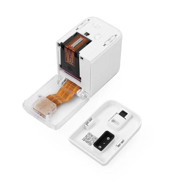 Impresora portátil a todo color, impresora de inyección de tinta, impresión personalizada, mini impresora de tatuaje