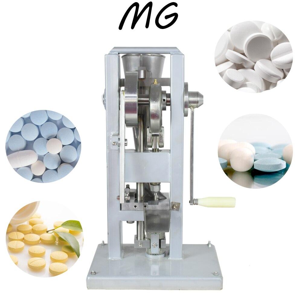 MG Manuelle Einzigen schlag tablet presse/pille presse/pille, der/(leichteste typ) TDP-0/hand-betrieben