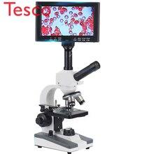 sperm Biological microcirculation capillary microscope/darkfield live blood analysis microscope