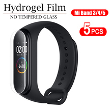 Full-Protective-Film Not-Glass Mi-Band M4 Xiaomi for 4-Screen-Protector on My Mi-band/3/2-band2/..