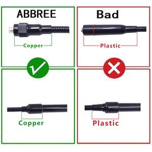 Image 5 - ABBREE тактическая антенна с гусиной шеей, BNC, VHF, UHF, 144/430 МГц, складная, для Kenwood TK308, TH28A, Icom, портативная рация, для Icom, AR 148