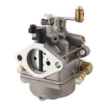 Топ!-карбюратор в сборе для Yamaha F6 4-тактный двигатель 6HP Marine 6BX-14301-10 6BX-14301-11 6BX-14301-00