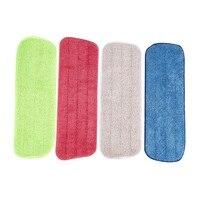 4 pces esfregão de limpeza para vorfreude spray mop e todos os esfregões de pulverizador & esfregões laváveis