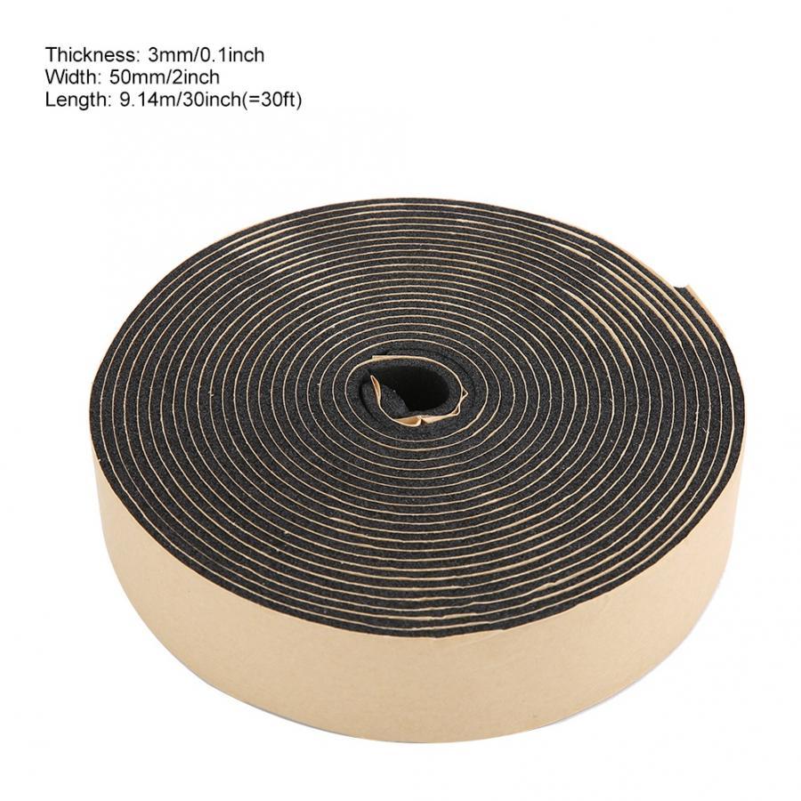 Обмоточная лента для кондиционеров, кондиционер, самоклеющаяся вспененная изоляционная лента, губчатая лента, лента, запчасти кондиционера