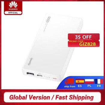 12000mAh HUAWEI 12000 40W SuperCharge Power Bank For Huawei P30/ P30 pro/mate 30 pro Honor Magic 2 USB Type-C
