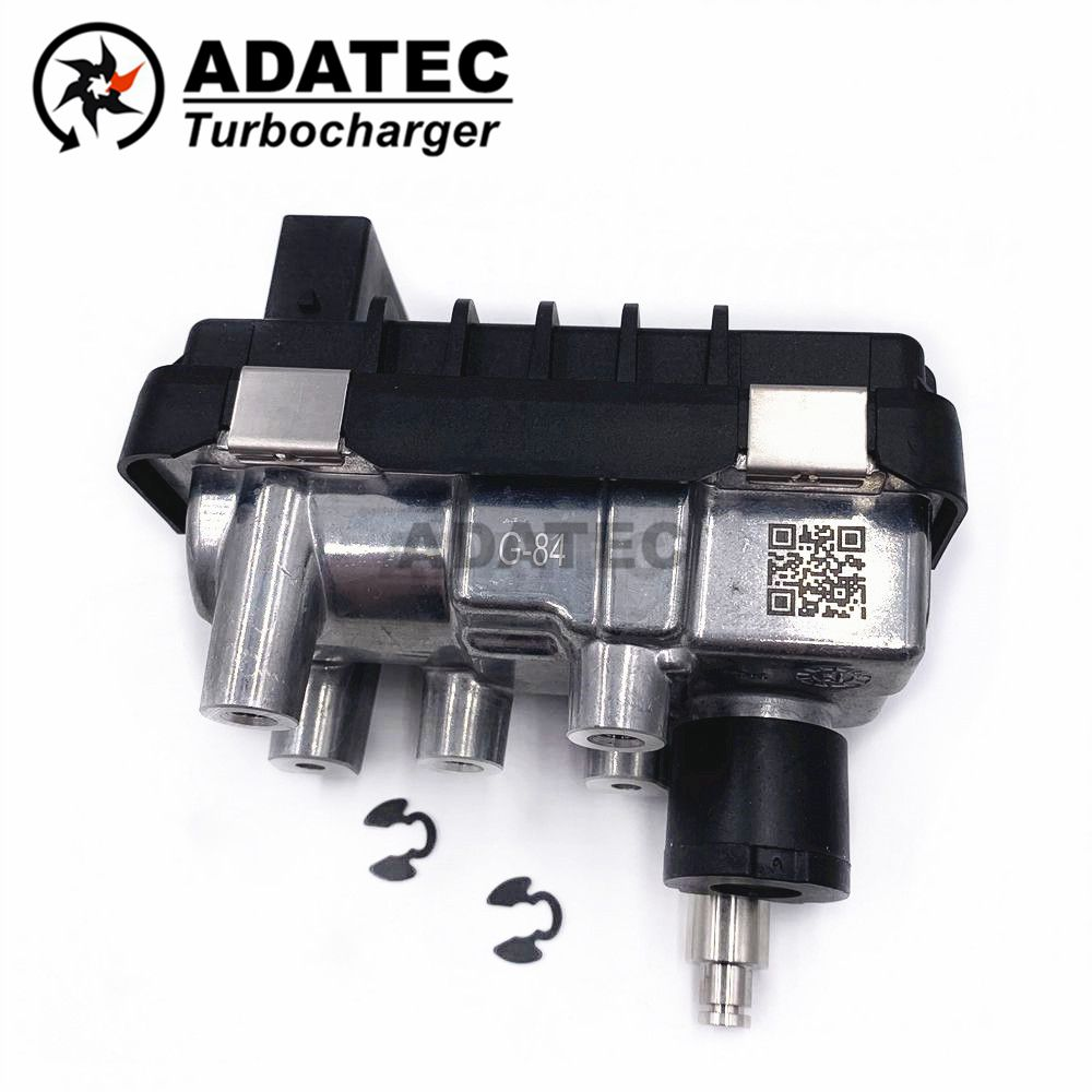 New Turbo 813100-4 057145874T Turbine Electronic Actuator G-84 G84 767649 6NW 009 550 For Audi A8 4.2 TDI 360 (D4) Right Side