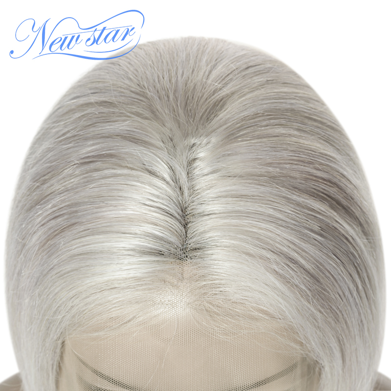 Lace Wigs Grey Stop118