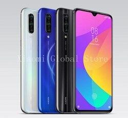 Globalna wersja Xiao mi mi 9 Lite 6GB RAM 128GB ROM 6.39 cala NFC snapdragon do telefonu komórkowego 710 szybkie szybkie ładowanie 4030mAh SmartPhone 2