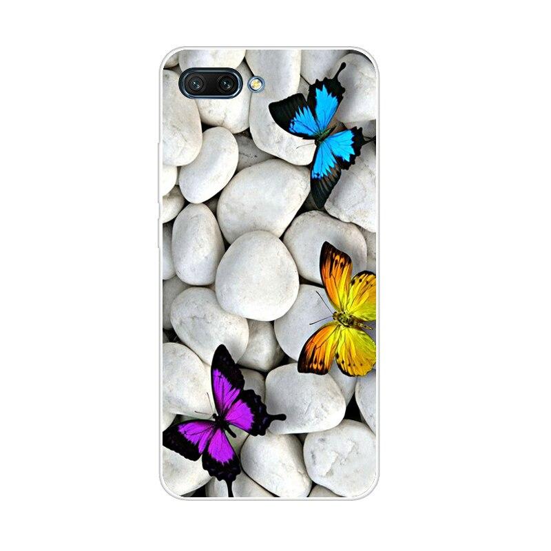 Cartoon Soft Case Huawei Honor 10 Case Silicone Back Cover Phone Case For Huawei Honor 10 Honor10 Lite COL-L29 COL-L29A