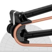 Multi-uso combinado quatro-slot tubo Bender-CT-369FHA 180 graus dobrador de tubo-dobrador de tubulação ferramenta de cotovelo manual