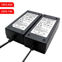 19 V Volt Power Supply 19V 3.42A Universal Power Supply Adapter 19 V 4.74A Laptop Charger Adapter EU Plug US Charger Notebook