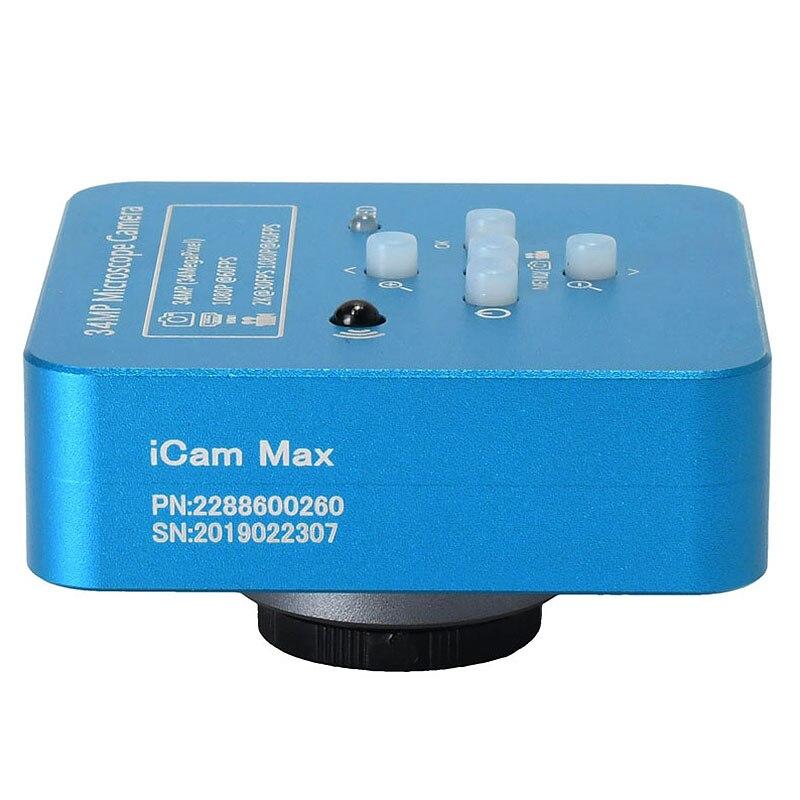 34Mp 2K 1080P 60Fps Hdmi Usb Industrielle Elektronische Digital Video Löten Mikroskop Kamera Lupe Für Telefon Pcbtht Reparing - 6