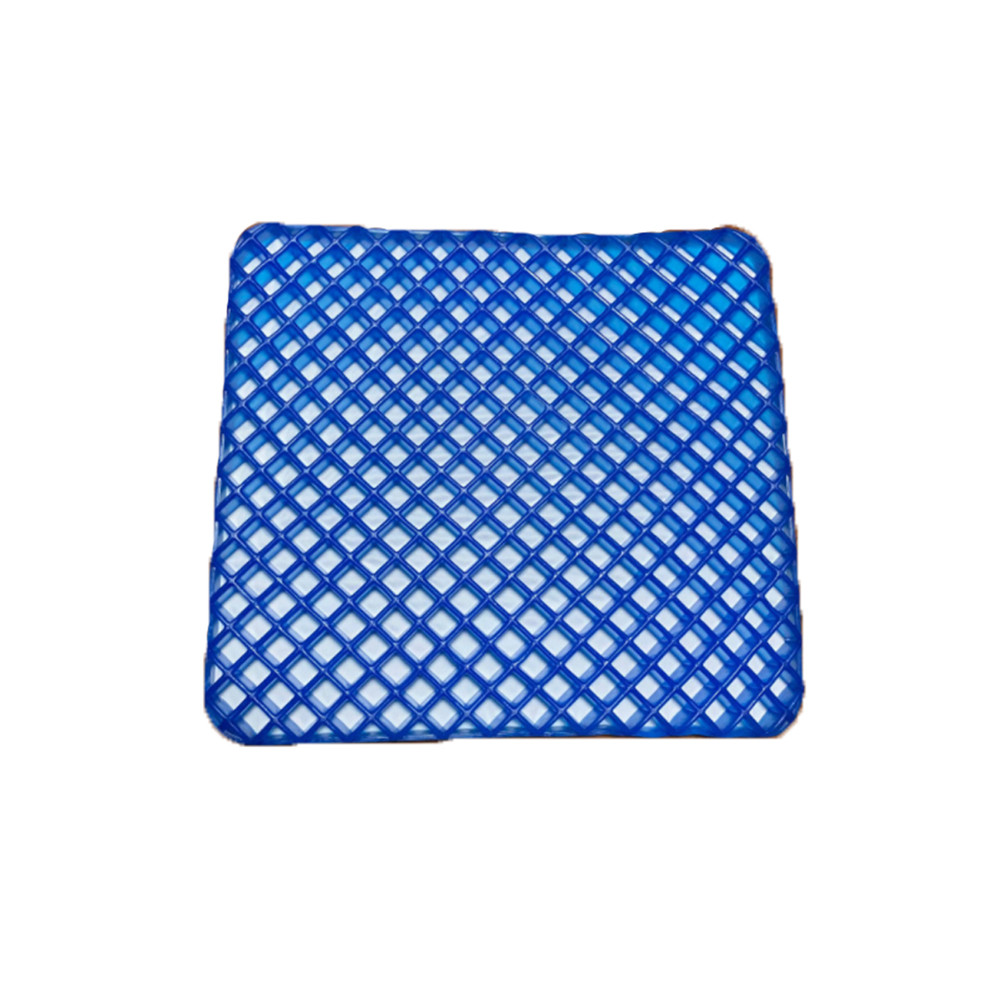 Gel Chair Seat Cushion Provide Relief For Lower Back Hip Pain Airflow Orthopedic Design Seat Pad  TB Sale