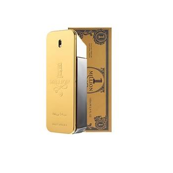 100ml Original Men's Perfume Seduction Millionaire Wood Fragrance Leathery Natural Lasting Gift Box Packaging Parfum 1