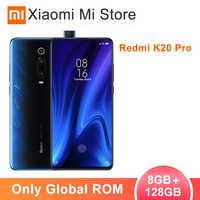 "Nouveau ROM globale Xiaomi Redmi K20 Pro 8GB RAM 128GB Snapdragon 855 Octa Core 48MP + 20MP 4000mAh 6.39 ""plein écran"