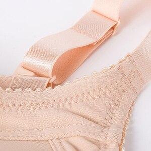 Image 5 - ONEFENG 6030 мастэктомия бюстгальтер карманное нижнее белье для силиконовых протезов груди рак груди женские Искусственные Грудь