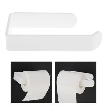 Support Papier Toilette Blanc