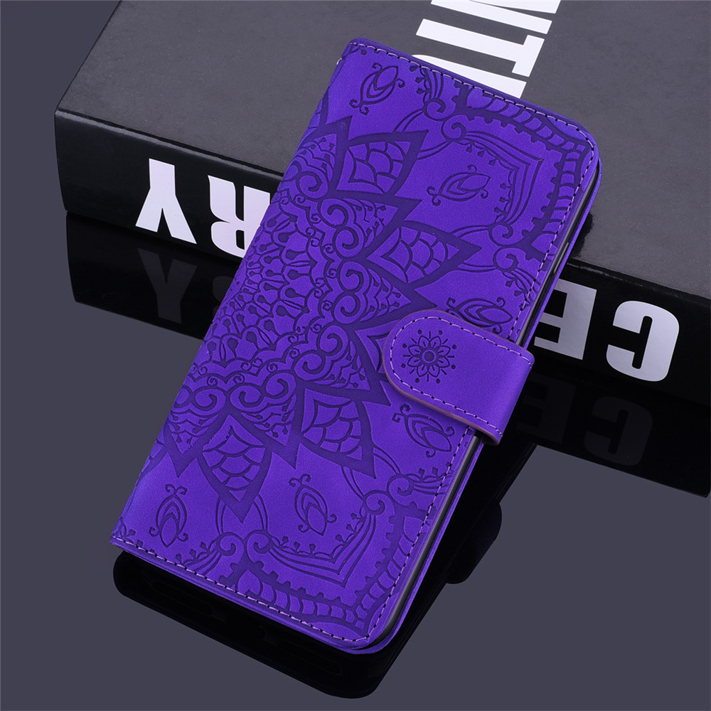 H30244cb467834af5813ed6c37f99907cF Matte Leather Phone Case For Samsung Galaxy A50 A70 A30 A40 A20 A10 A10E A20E A10S A20S A30S A50S Flip 3D Mandala Book Case