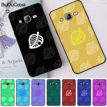 Benz Animal Crossing New Hori Riddle Phone Case for samsung galaxy j7 j6 j5 j4 j3 j2 prime pro image