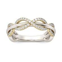 Изысканное женское кольцо модные циркониевые кольца Стразы с