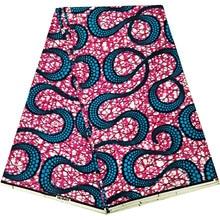 Veritable wax block prints fabric African dutch ankara 100% cotton new design