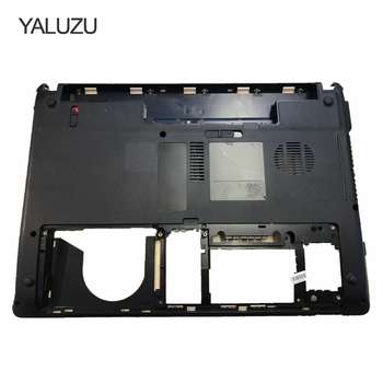 new laptop case for gateway for Packard Bell MS2303 NM85 NM87 bottom base case lower cover
