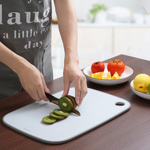 Kitchen Cutting Board Eco-Friendly Chopping Wheat Straw Blocks Plastic Fruit Vegetable Meat Food Boards