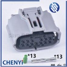 Sumitomo 13 Pin Auto waterproof connector gearbox  front bumper radar harness plug 6189-1092 connector 90980-12326 for Toyota