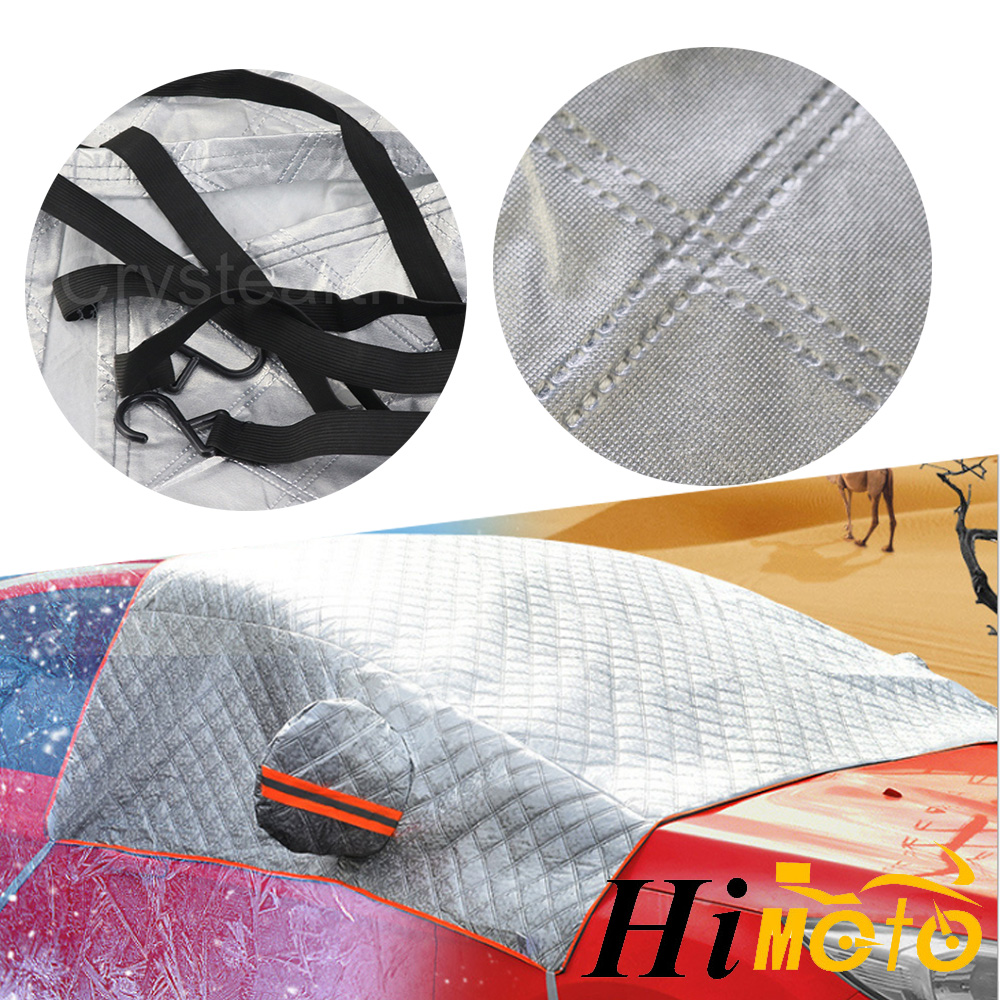 Universal Automobile Sunshade Cover Snow Ice Shield for Auto SUV Windshield Winter Summer Car Front Window Windscreen Covers|Car Covers| |  - title=