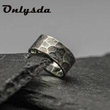 Viking githic estilo geometria de aço inoxidável anel masculino aliexpress anéis de casamento das mulheres banda jóias namorado presente osr751