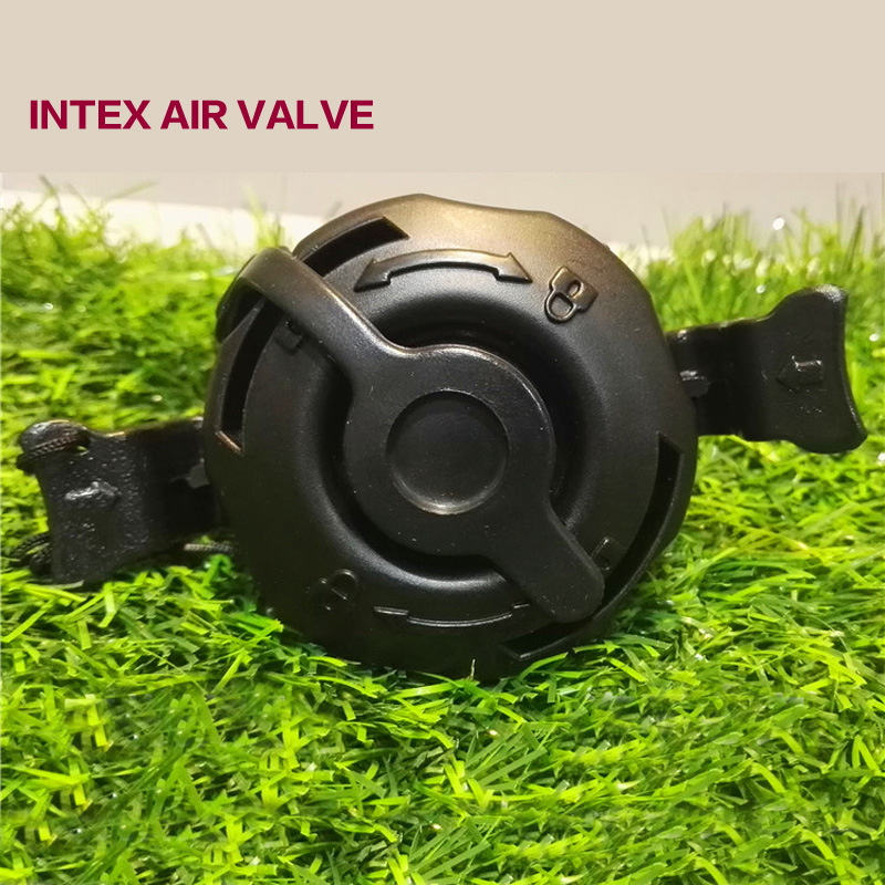 INTEX Three-in-One Valve Air Valve Inflatable Bed Accessories Inflatable Sofa Gas Nozzle Into Air Valve Row Air Valve Safety Val