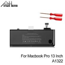 PINZHENG Laptop A1322 Battery For Apple MacBook Pro 13 A1278 Mid 2019 2010 2011 2012 MB990 MB991 MC700 MC374 MD313 MD101 MD314 63 5wh 10 95v a1322 a1278 battery for apple a1322 apple macbook pro 13 2009 2010 2011 mb991ll a mb990ll a mb990j a mc700 mc724