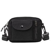 New mini crossbody bag for men Outdoor sports student One-sh
