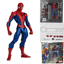 Yamaguchi Revoltech Spiderman NO.002 With Bracket Spider Man