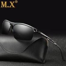 Мужские поляризованные солнцезащитные очки для вождения ночью